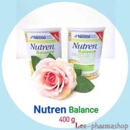 นิวเทรน บาลานซ์ : NUTREN BALANCE 400g