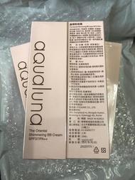 韓國超完美蜜光肌美麗霜✦第三代升級版✦ aqualuna超完美特潤晶璨粉底霜-升級版 ✦SPF37PA++✦45ml