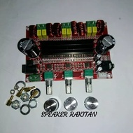 Kit Mini Amplifier Home theater 2.1 Channel XH-M139