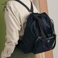 【PORTER INTERNATIONAL】CUFF手提後背兩用水桶包(藍)