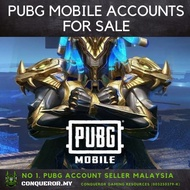 PUBG MOBILE ACCOUNT CHEAPEST [1-2 HOUR INSTANT FAST DELIVERY] *ANDROID & IOS*
