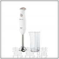 日本 TESCOM PureNatura THM311 W 食物調理器 攪拌機 攪拌棒 量杯 白色