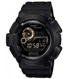 (Casio) CASIO Casio G-SHOCK G Shock G Shock G-9300GB-1 overseas imported goods Black ~ Gold Serie...