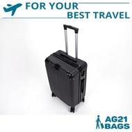 กระเป๋าเดินทาง กระเป๋าเดินทาง กระเป๋าเดินทางกันน้ำ กระเป๋าเดินทางล็อกรหัส กระเป๋าเดินทางล้อลาก ขนาด 20 / 24 / 28 นิ้ว วัสดุABS+PC