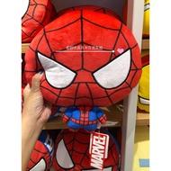 MINISO漫威聯名大頭小身體公仔 娃娃玩偶玩具抱枕靠墊