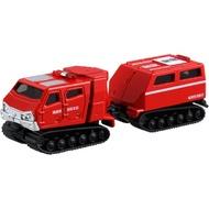 【Fun心玩】絕版品 TM 121A2 857754 麗嬰 正版 多美小汽車 超長型 日本 TOMICA 全地形對應車輛