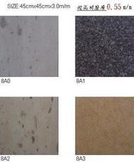 *美的磚家*~南亞塑膠地磚木紋塑膠地板.長森系列~45cmx45cmx3.0m/m 1300元/坪 超耐磨!.