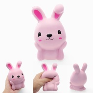 SquishyShop Bunny Rabbit Squishy 15cm Soft Slow Rising Collection Gift Decor Toy