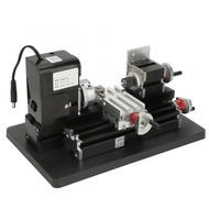 24W Metal mini Lathe//24W,20000rpm didactical metal lathe machine for Hobby, Science Education, Model making