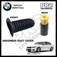 GENUINE BMW 3 SERIES F30 FRONT REAR ABSORBER DUST COVER