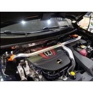 (小鳥的店)納智捷 U5 專用 旗艦型 鋁合金 SUMMIT 引擎室 平衡桿 拉桿 U6 M7