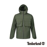 Timberland 男款森林綠收納袋熱能科技三合一外套 A1ZPF