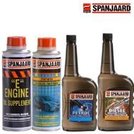 SPANJAARD 史班哲 鉬元素 機油精 柴油精 拔水劑 汽油精 除水劑 引擎柴油精 引擎機油精