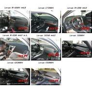BSM∣仿麂皮防滑避光墊∣LEXUS RX270 RX300 RX330 RX350 RX400H RX450H ES300 ES330 ES350 ES300H ES240 CT200H