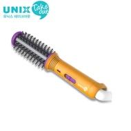 【韓國UNIX】迷你捲髮梳 UCI-B2507TW(美髮神器)