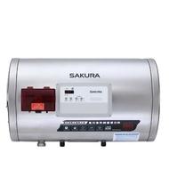 送平底鍋(含標準安裝)《可議價9折》櫻花【EH1250LS6】12加侖電熱水器(與EH1250LS6同款)儲熱式桶裝瓦斯