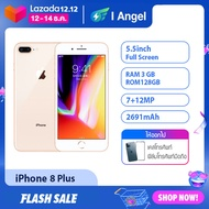 [I ANGEL] Apple  iPhone 8 plus 256GBโทรศัพท์มือถือ ไอโฟนมือสอง  สภาพใหม่