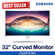 ★New Curved!!★ Samsung S32E511C LED 3000R 32inch Curved 1920x1080 VA HDMI DP Gaming Monitor