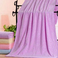 吸水浴巾 /毛巾/浴巾/可愛/方巾/卡通/薄浴巾