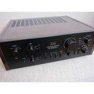 【擴大機.sansui】SANSUI INTEGRATED AMP AU-D707F EXTRA 整備済み完