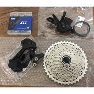 Deore 11 Speed Upgrade Kit