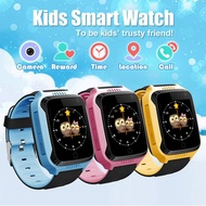 Y21 Smartwatch兒童/支持SOS的兒童手錶/ SIM卡/ LBS / Android照片