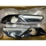 日產 仙草 2014-17 Super Sentra 專用 LED日行燈霧燈罩總成 (一對裝)