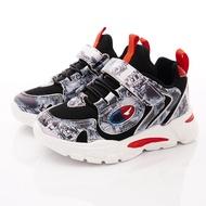 TOPUONE童鞋 復古老爹鞋款 SI19551黑(中小童段)