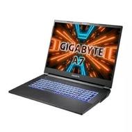 GIGABYTE技嘉 A7 X1-CTW1130SH 戰鬥版電競筆電/R9-5900HX/RTX3070 8G/16G/512G PCIe/17.3吋144Hz FHD/W10/15色全區孤島背光鍵盤