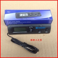 Auto air conditioning fridge thermometer the thermometer temperature of rectangular band