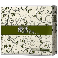 Livi優活抽取式衛生紙130抽x80包/箱