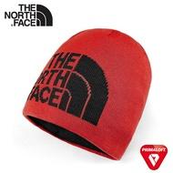 【The North Face HIGHLINE BEANIE 雙面保暖毛帽《紅/黑》】A5WG/保暖帽/雪帽/防寒/登山