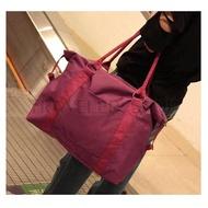 กระเป๋าถือกระเป๋าเดินทาง TRAVEL กระเป๋าถือเสริมการเดินทาง ใบใหญ่ ทนแข็งแรง น้ำหนักเบา