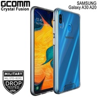 【GCOMM】三星 A30 A20 晶透軍規防摔殼 Crystal Fusion(三星 A30 A20 共用)