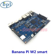 TW10120 / 2018新品 香蕉派 Banana PI W2 (BPI-W2) 智能NAS路由器 SATA接口
