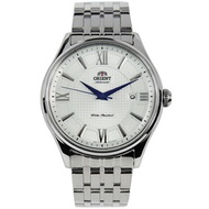 AC04003W SAC04003W0 Orient Automatic Date 50m Analog White Dial Gents Casual Watch