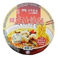 【超商取貨】[台酒TTL]紅標米酒麻油雞麵(12碗)