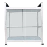 [HOT SALE!] ตู้ก๋วยเตี๋ยวกระจก 18 x 27 นิ้ว   ตู้ก๋วยเตี๋ยวกระจก เครื่องครัว ราคาถูก