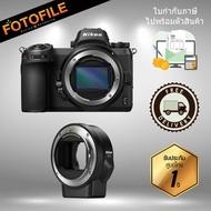 กล้องถ่ายรูป / กล้อง Nikon กล้อง รุ่น Nikon Z6 Kit FTZ Mount Adapter แถมฟรี XQD 32GB + Reader / Mirrorless