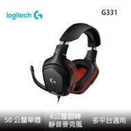 羅技 G331 電競耳機麥克風