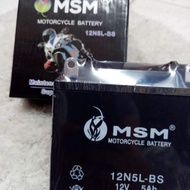 Cell phone holder✲✚  12N 5L BATTERY compatible for Rusi 125..Mio sporty..
