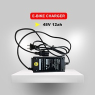 Ebike Charger 48V 12AH for Battery 48v 1.8ah