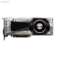 【現貨】NVIDIA/英偉達GeForce GTX 1070Ti 8G 信仰 1070 1080 公版1080ti