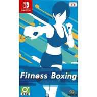 NS Switch 遊戲【減重拳擊 有氧拳擊 健身拳擊 FITNESS BOXING 中文版】阿嚕咪3c電玩