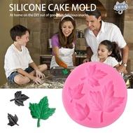 【全館免運】DIY楓葉3D矽膠模具蛋糕烘焙工具肥皂軟糖模具廚房