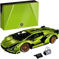 【全新現貨】LEGO 樂高 42115 藍寶基尼 Lamborghini Sián FKP 37 (3,696 件)