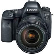 CANON 6D2 6D Mark II EF 24-105mm F4L IS II USM (公司貨) 贈64G記憶卡+專用電池+UV鏡+減壓背帶+相機包+水平儀通用型熱靴蓋+吹球清潔組