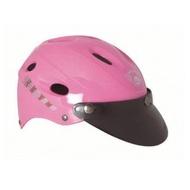 SY 商楊 洞洞款 單車用 半罩 安全帽- 610 粉紅/紫/水藍 、半頂式、瓜皮帽、雪帽 『豐茂』