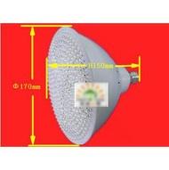 【LED植物補光燈-苗期及生長期-螺口-8W-大晶片燈珠-直徑17*高15cm-1個/組】果蔬補光燈-5101012