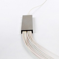 Tanpa Penyambung 0.9Mm Tiub Keluli 1X32 Mini Blockless 1:32 32 Pelabuhan Serat Optik Plc Splitter